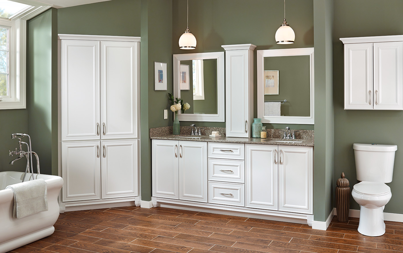 Bath cabinet photo gallery – RSI Home Products